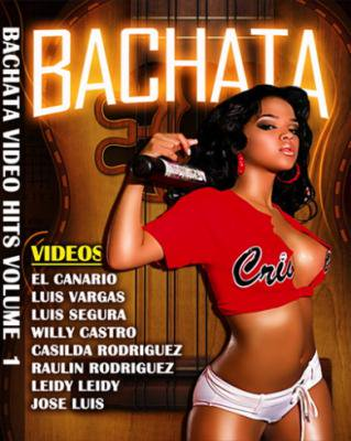 心地いい★BACHATA VIDEOS HITS VOL. 1 DVD