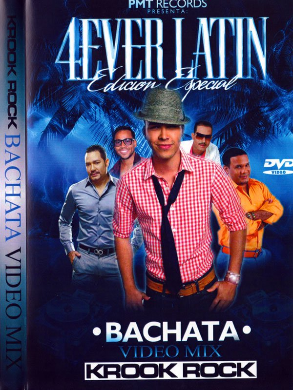 コレは気持ちよすぎる、、4 EVER LATIN Bachata DVD SPECIAL EDITION