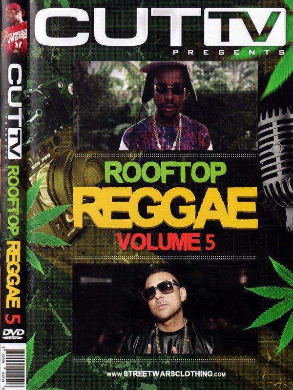 �쥲��PV����������CUT TV - ROOFTOP REGGAE 5 DVD