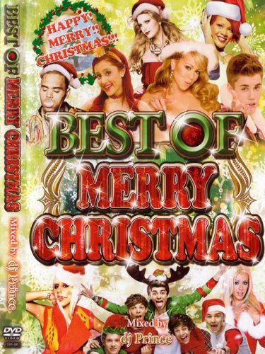 楽し過ぎるクリスマスDVD★★BEST OF MERRY CHRISTMAS  MIX DVD