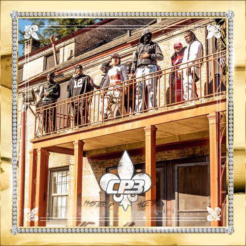 Master P & Ace B - CP3 MIXCD c 20150302