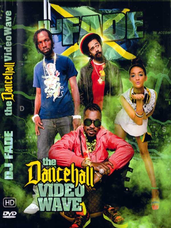 レゲエDVD最前線!!DJ FADE - DANCEHALL VIDEO WAVE DVD