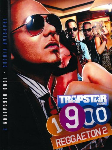 確実にレア!!TRAPSTAR VIDEOS- 1 900 REGGAETON VOL. 2 DVD