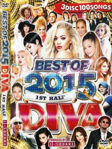 ダントツシリーズ最強ベスト☆DIVA BEST OF 2015 1ST HALF (3 DVD)