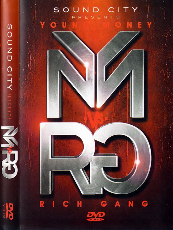 ※勃発※Sound City - Young Money vs. Rich Gang  DVD