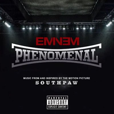Eminem - Phenomenal 2MIXCD p 20150615