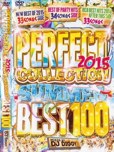 <img class='new_mark_img1' src='//img.shop-pro.jp/img/new/icons1.gif' style='border:none;display:inline;margin:0px;padding:0px;width:auto;' />夏キュン☆PERFECT COLLECTION 2015-SUMMER BEST 100-