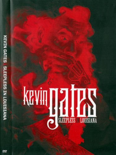 <img class='new_mark_img1' src='//img.shop-pro.jp/img/new/icons1.gif' style='border:none;display:inline;margin:0px;padding:0px;width:auto;' />Kevin Gates  -  Sleepless In Louisiana DVD
