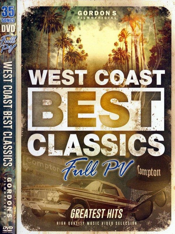 ウエッサイ名曲集結 west coast best classics dvd