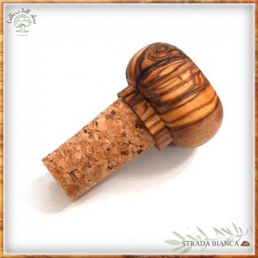 オリーブのコルク栓