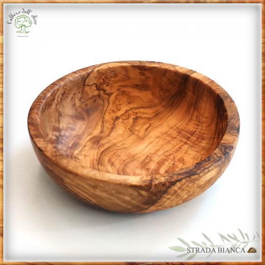 オリーブの深皿(径17cm)