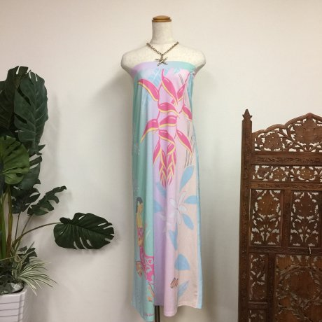 Hilo Kumeアパレル2wayドレス(グラデーション)