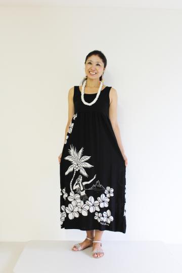 【ヒロクメアパレル】タンクトップドレス