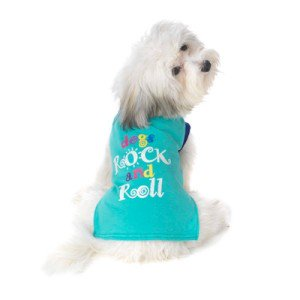 可愛いを体験♪特別価格商品【Dogs Rock & Roll Tシャツ】