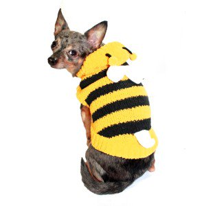 Chenille Bumble Bee セーター