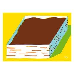 Kehvola Design / Timo Manttari [ Mammi ] postcard