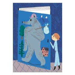 Kehvola Design / Marika Maijala [ Adventure ] postcard