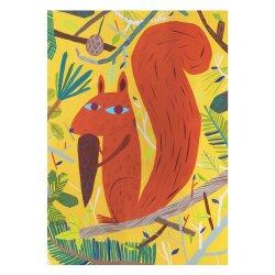 Kehvola Design / Matti Pikkujamsa [ Orava ] postcard