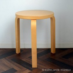 <img class='new_mark_img1' src='https://img.shop-pro.jp/img/new/icons48.gif' style='border:none;display:inline;margin:0px;padding:0px;width:auto;' />artek / Alvar Aalto [ Stool 60 ] vintege stool