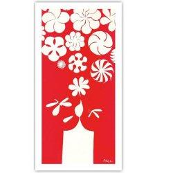 Stig Lindberg - クリスマスカード/グリーティングカード(キャンドル)