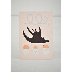 Camille Romano [ Bolets ] postcard