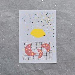 Camille Romano [ PIPARI ] Christmas postcard