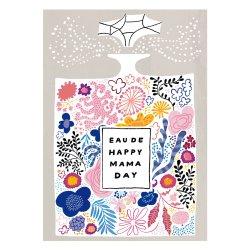 Kehvola Design / Sanna Mander [ Eau De Mama ] postcard