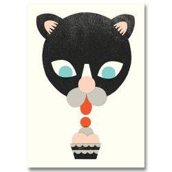 POLKKA JAM [ Cupcake ] postcard
