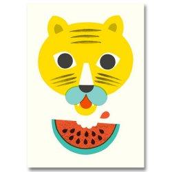 POLKKA JAM [ Meloni ] postcard