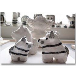 Jenni Tuominen [ ceramics ] postcard