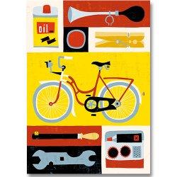 Kehvola Design / Timo Manttari [ Fillari ] postcard