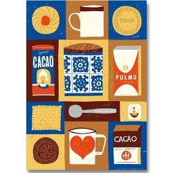 Kehvola Design / Timo Manttari [ Kaakao ] postcard