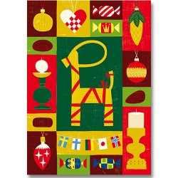 Kehvola Design / Timo Manttari [ Olkipukki ] postcard