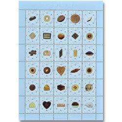 デンマークの切手シート(2006年/クリスマス切手)