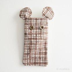 Kaisa Pikkujamsa [ hiiri ] ネズミ iPhoneケース