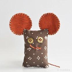 Kaisa Pikkujamsa [ Hiiri ] ネズミ 小さなぬいぐるみ