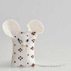 Kaisa Pikkujamsa [ Hiiri ] ネズミ ブローチ