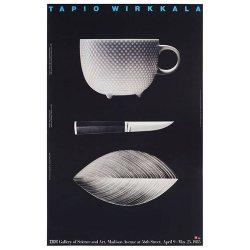 Tapio Wirkkala [ IBM ] poster