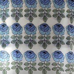 marimekko / Maija Isola [ MAALAISRUUSU ] fabric (blue)