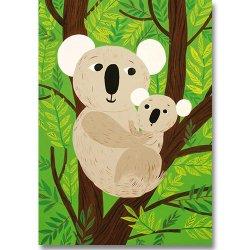 Kehvola Design / Matti Pikkujamsa [ Koala ] postcard