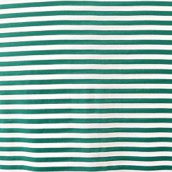 marimekko [ TASARAITA ] product fabric (green/white)