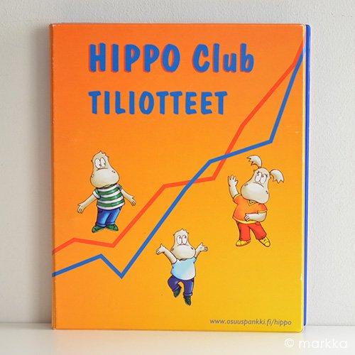 <img class='new_mark_img1' src='https://img.shop-pro.jp/img/new/icons16.gif' style='border:none;display:inline;margin:0px;padding:0px;width:auto;' /><30% OFF> Osuuspankki [ HIPPO Club TILIOTTEET ] バインダー