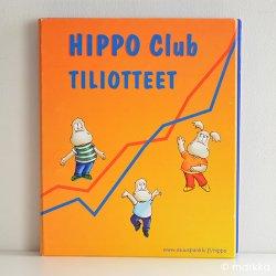 Osuuspankki [ HIPPO Club TILIOTTEET ] バインダー