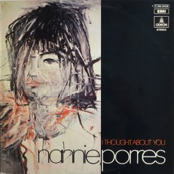NANNIE PORRES / I THOUGHT ABOUT YOU - USED LP
