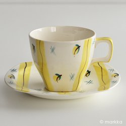 <img class='new_mark_img1' src='https://img.shop-pro.jp/img/new/icons48.gif' style='border:none;display:inline;margin:0px;padding:0px;width:auto;' />midwinter / Jessie Tait [ FIESTA ] cup&saucer