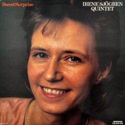 IRENE SJOGREN QUINTET [ SWEET SURPRISE ] USED LP
