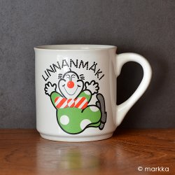 <img class='new_mark_img1' src='https://img.shop-pro.jp/img/new/icons16.gif' style='border:none;display:inline;margin:0px;padding:0px;width:auto;' /><50% OFF> LINNANMAKI - リンナンマキ遊園地 マグ