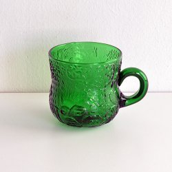 Nuutajarvi / Oiva Toikka [ Fauna ] mug (green)