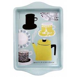Matti Pikkujamsa - Tin tray (vintage)