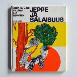 フィンランドの絵本 - JEPPE JA SALAISUUS